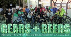 Gears & Beers with Conte's Bike Shop